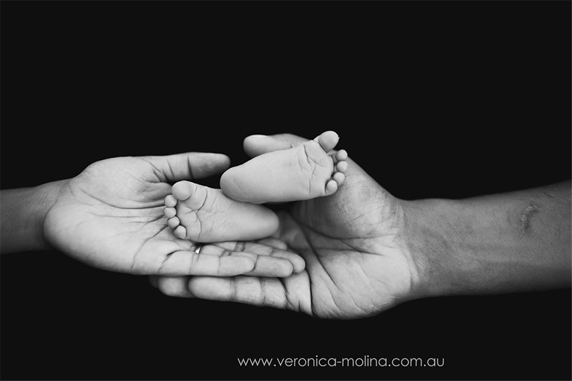 Newborn baby photographer Brisbane - Photo 10