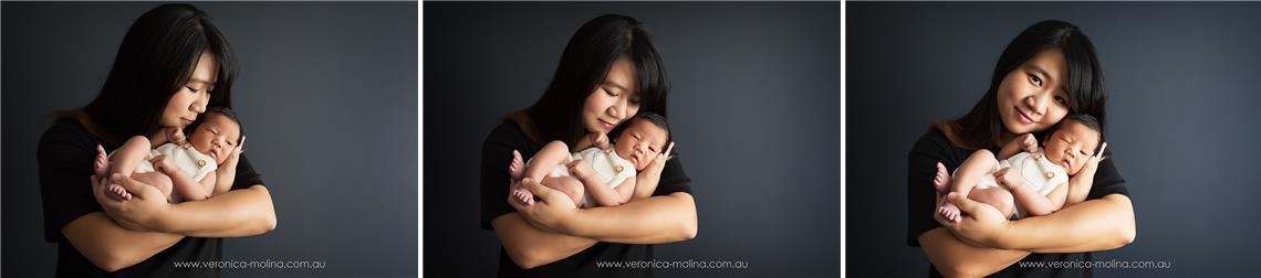 Newborn baby photographer Brisbane - Photo 18