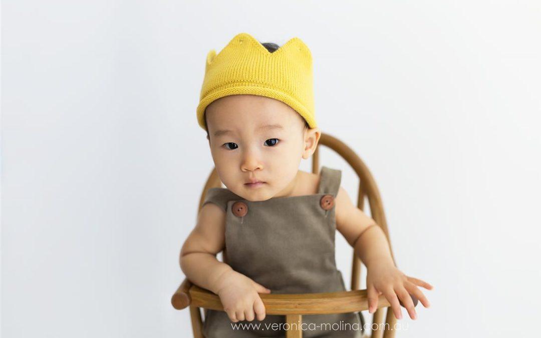 One Year Photo shoot | Brisbane Baby Photographer
