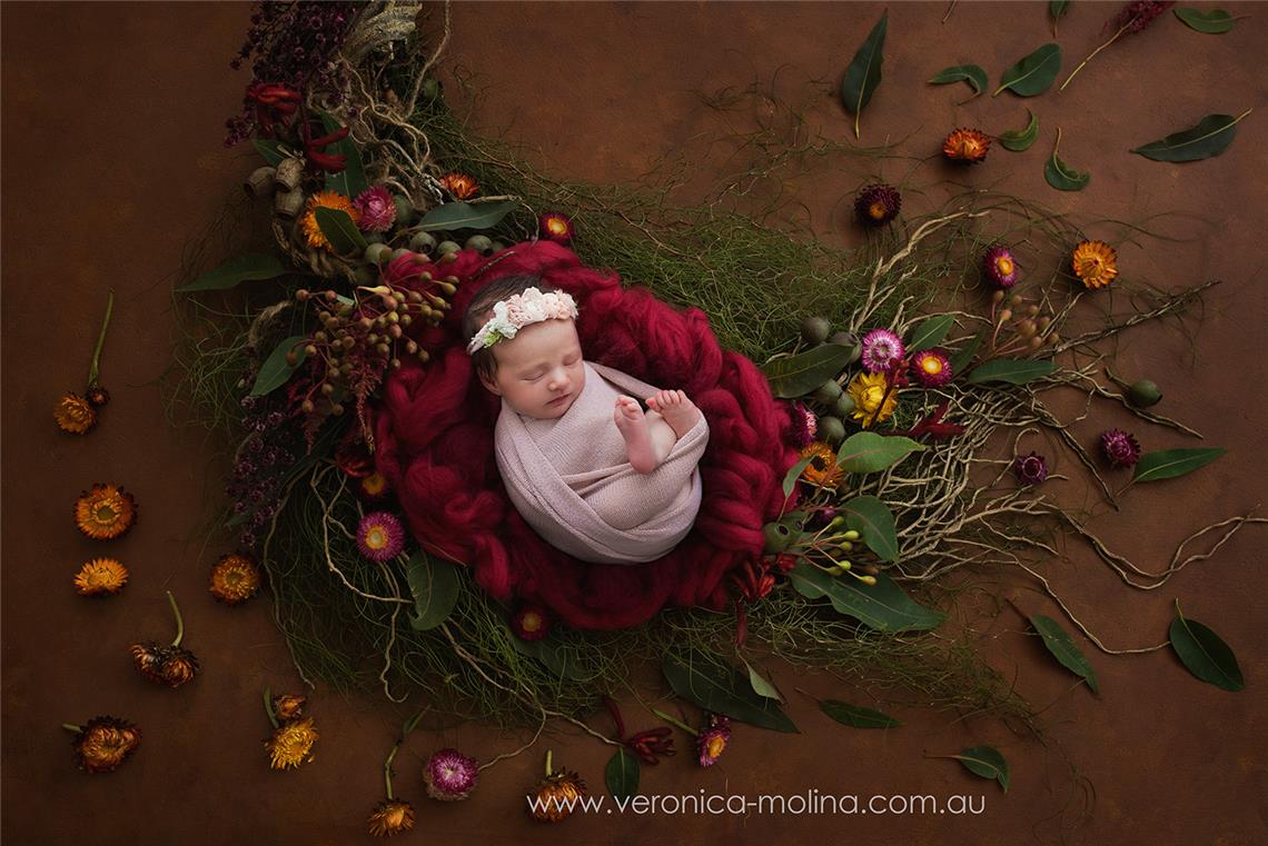 Newborn baby photographer Brisbane - Photo 13