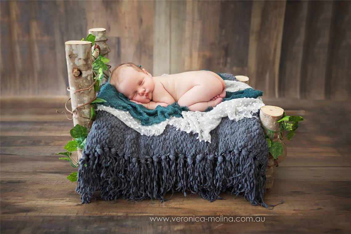 Newborn baby photographer Brisbane - Photo 12